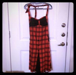 VooDoo Vixen Halter dress
